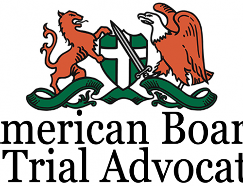 Why Hire a Member of American Board of Trial Advocates (ABOTA)?